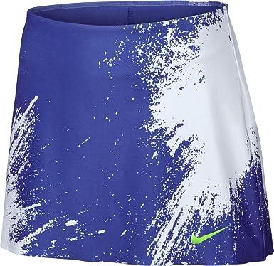 Nike Court Power Spin - Falda de Tenis para Mujer: Amazon.es: Ropa ...