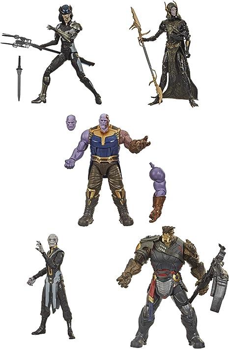 Variation Hasbro Marvel Legends Captain Marvel NO BAF 6 Inch Action Figures