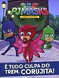 PJ Masks Livro de História Ed 01