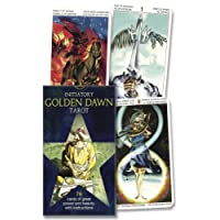 Initiatory Tarot of the Golden Dawn/ Tarot Iniciatico De La Golden Dawn