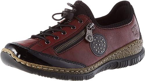 Rieker Damen N3220 Sneaker: : Schuhe & Handtaschen