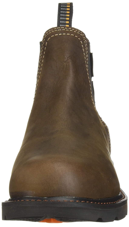 ARIAT Groundbreaker Chelsea Waterproof Steel Toe Work Boot