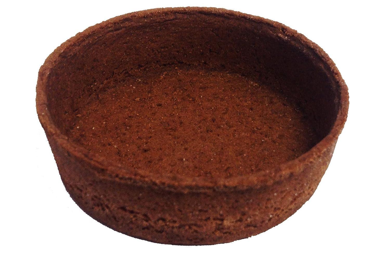 Chocolate Dough Round Butter Tartlet, 3