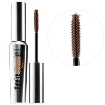 259b87c6678 Image Unavailable. Image not available for. Color: Benefit Cosmetics  They're Real! Tinted Lash Primer ...