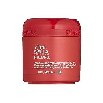 Wella Professionals Tratamiento para cabello coloreado fino/normal Brilliance 150 ML: Amazon.es: Belleza