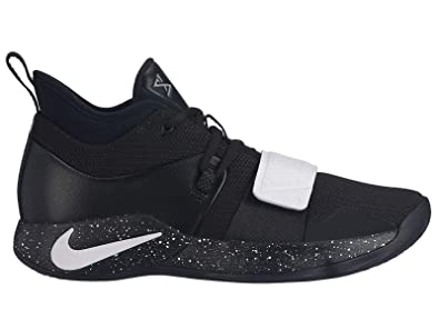 ad016f00ab588 Nike PG 2.5 TB Basketball Shoes (8, Black/White)