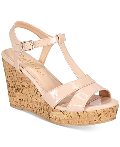 Callisto Aspenn Platform Wedge Sandals Women's Shoes vlTl0l5V3