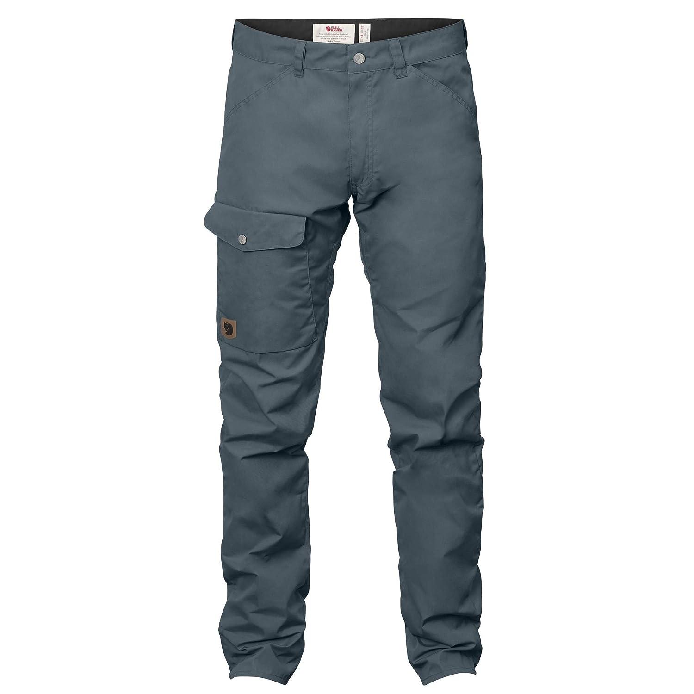 Fjällräven 81871 Pantalones, Hombre, Verde (Limestone), S/48