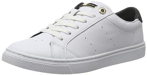 Tommy Hilfiger V1285enus 1a1, Zapatillas para Mujer: Amazon.es: Zapatos y complementos