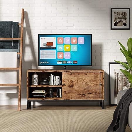 Tribesigns - Mueble para televisor (madera): Amazon.es: Hogar