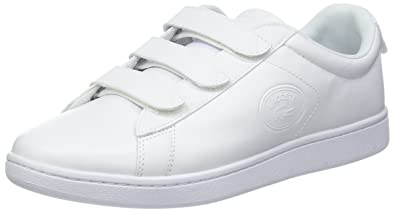 312f41cbdc476d Lacoste Men s Carnaby Evo Strap 318 3 SPM Trainers  Amazon.co.uk ...