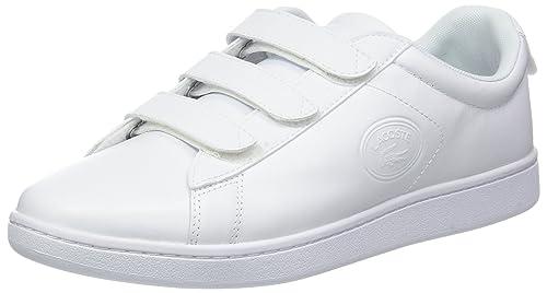 Lacoste Carnaby EVO Strap 318 3 SPM, Zapatillas para Hombre: Amazon.es: Zapatos y complementos