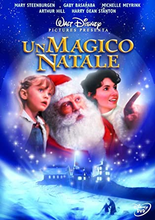 Film Sul Natale.Un Magico Natale Amazon It Basaraba Steenburgen Film E Tv