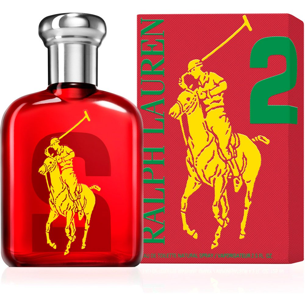 The Big Pony Collection # 2 by Ralph Lauren for Men - 2.5 Ounce EDT Spray