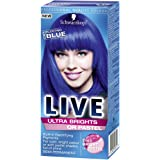 schwarzkopf live color xxl coloration pour cheveux ultra brights bleu lectrique 95 - Coloration Permanente Bleu
