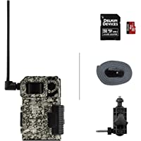 SPYPOINT Link-Micro-LTE Value Pack Cellular Trail Camera with 80-Foot Detection and Flash Range LTE-Capable Cellular…