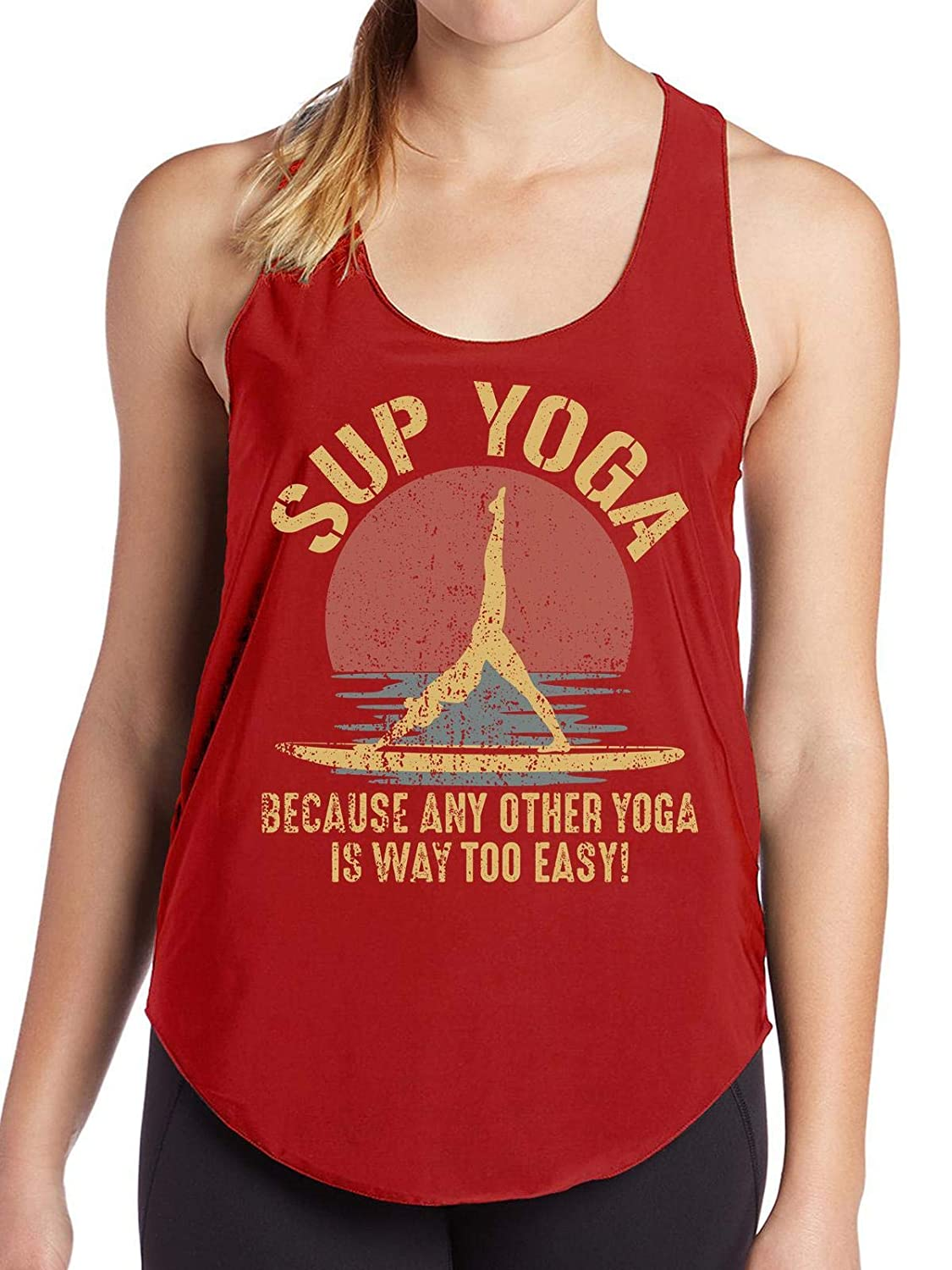 Lux Styles SUP Yoga Because Any Other Yoga is Way Too Easy ...
