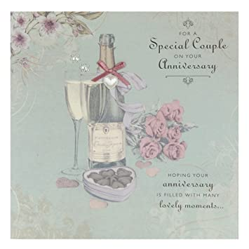 Hallmark anniversary card for special couple lovely moments hallmark anniversary card for special couple lovely moments large square m4hsunfo