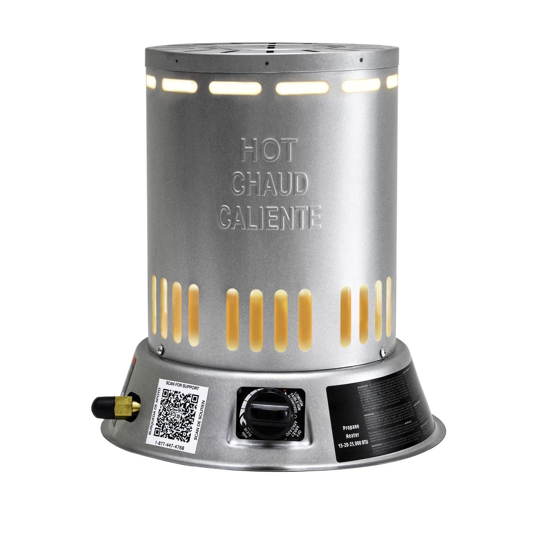 Amazon.com: Dyna-Glo RMC-LPC25DG 15,000 to 25,000 BTU Liquid ... for Kerosene Heater Camping  131fsj