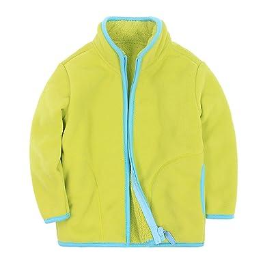 Amazon.com: Los niños chaquetas de niños niños niñas abrigos ...