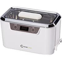 InvisiClean Professional Ultrasonic Cleaner Machine for Jewelry, Diamonds, Eyeglasses, Sunglasses, Dentures, and Rings…