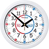 EasyRead time teacher ERMC-EN Mini Classroom Clock, Past To