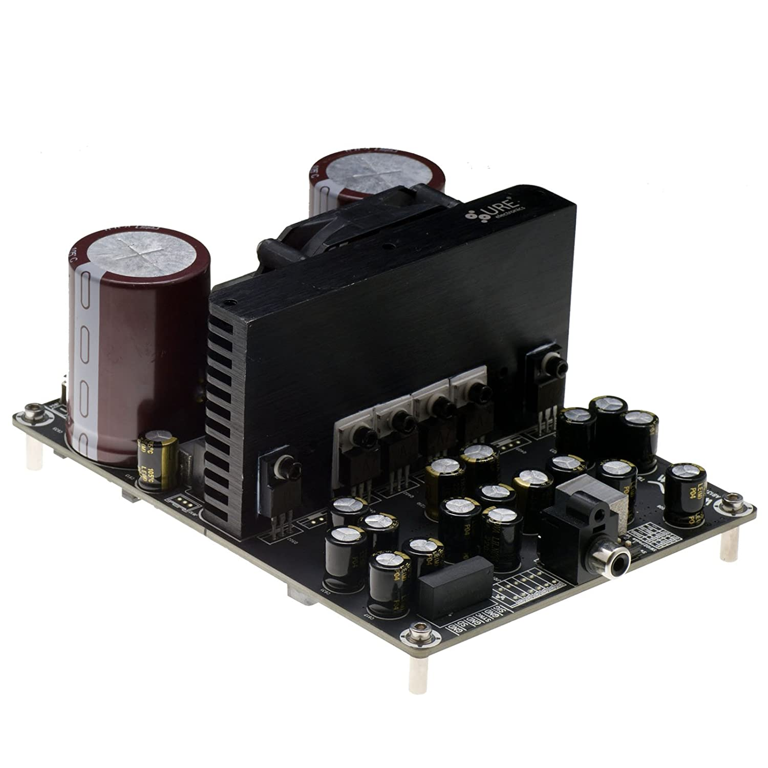 Wondom 1 X 1000watt Class D Audio Amplifier Board 1000w Mosfet Circuit Irs2092 Mono Channel Amp For Driving Coil And Railway Transportation Auido Car