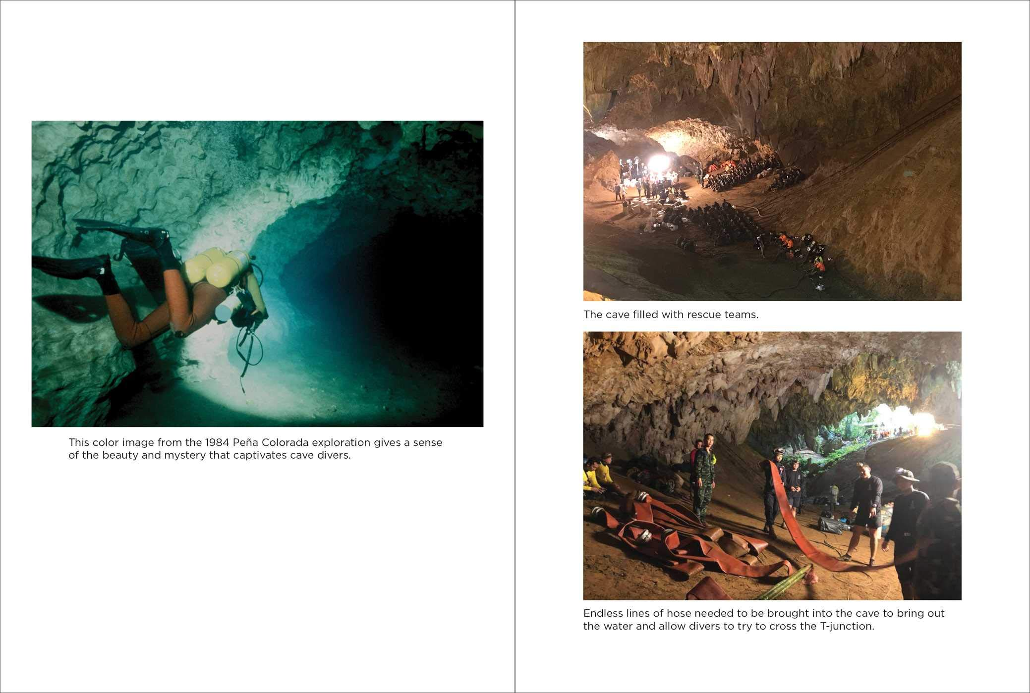 Rising Water: The Story of the Thai Cave Rescue: Marc