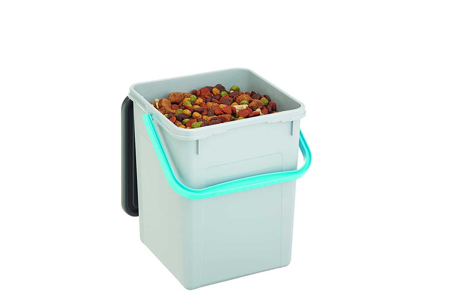 Rotho storage box for pet food, made from plastics (PP) - container ...