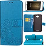 MISEMIYA - Funda BQ Aquaris M 2017 / BQ Aquaris M5.5: Amazon ...