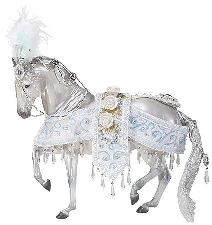 breyer new celestine 2018 holiday christmas horse 700121 - Christmas Horse