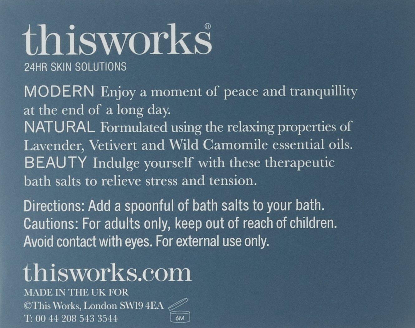 This Works Deep Sleep Bath Soak 200 g: Amazon.co.uk: Luxury Beauty