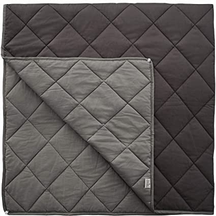 a6ed4762b6 Active Corner 12 lb Weighted Blanket for Adults and Kids with Free Minky  Pillowcase