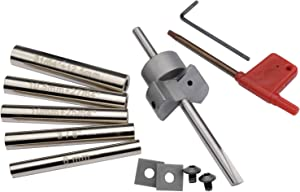 PSI Woodworking PKTRIMSE Penturning Carbide Insert Barrel Trimming System