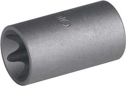 OTC 6157 External TORX Socket - E16 x 25, 3//8 Square Drive 3//8 Square Drive