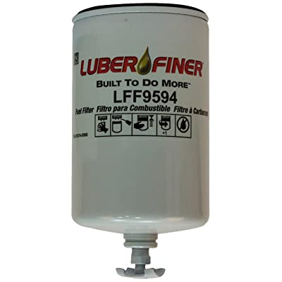 Luber-finer LFF9594-12PK Heavy Duty Fuel Filter, 12 Pack: Automotive
