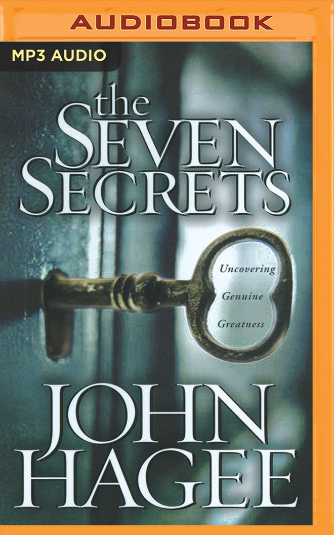 Read Online The Seven Secrets: Uncovering Genuine Greatness ebook