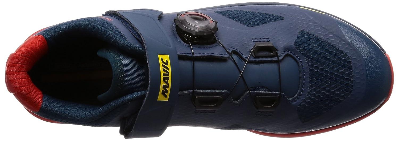 Mavic XA XA XA Pro MTB Fahrrad Schuhe blau rot 2018 dad3ea