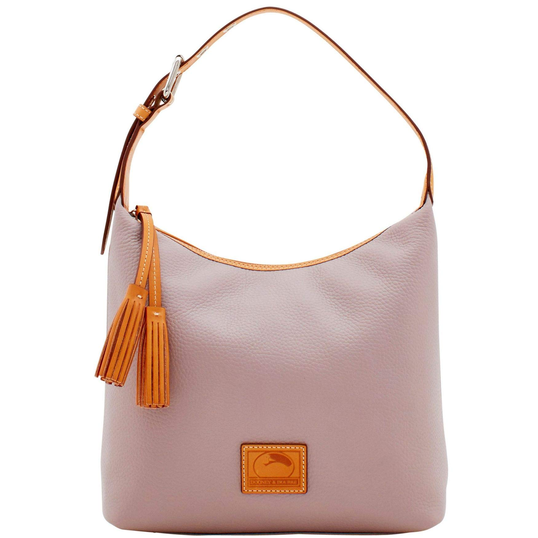 Dooney & Bourke Patterson Leather Paige Sac Hobo Oyster