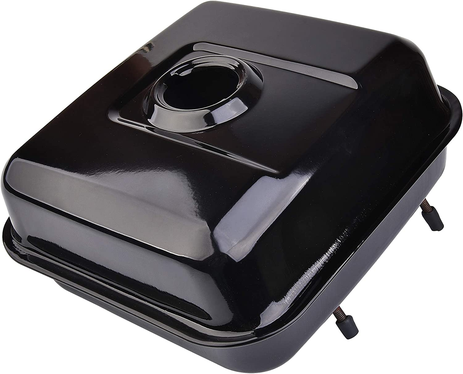 Gas Fuel Tank with Stainsless Cap for Baja Warrior Heat Mb165 Mb200 5.5HP 6.5HP196cc Mini Bike