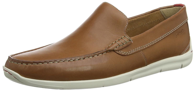 ClarksKarlock Lane - Mocasines Hombre, Color marrón, Talla 38 G EU: Amazon.es: Zapatos y complementos