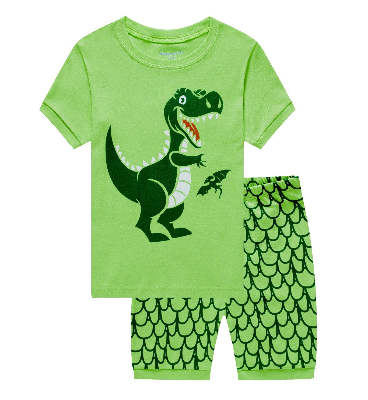 Ragazzi A Maniche Corte T-Shirt + Pantaloncini Set di Abbigliamento