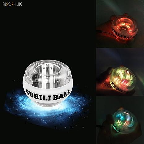 Auto Inicio de entrenamiento juguete Spinner Powerball