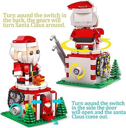 Christmas LEGO Winter Village Sets Bundle 3 INSTRUCTIONS ONLY for LEGO Bricks