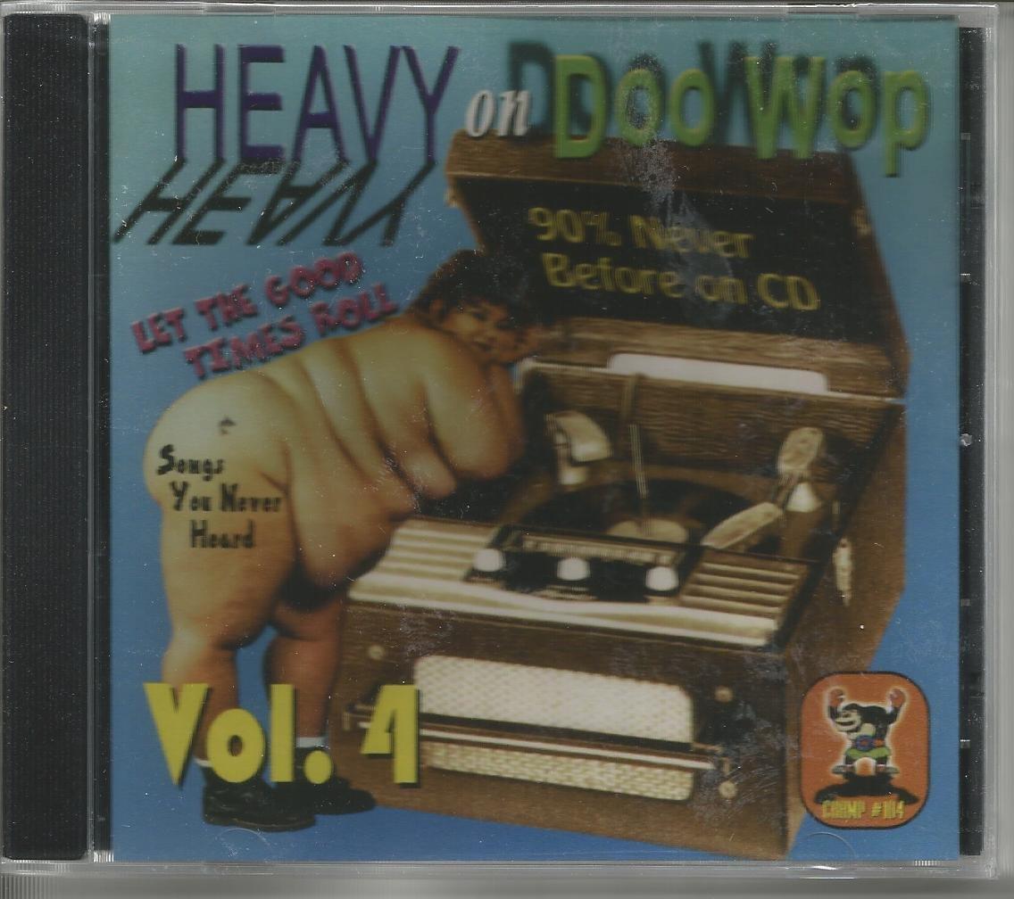 Read Online Heavy on Doo Wop Volume 4 pdf epub