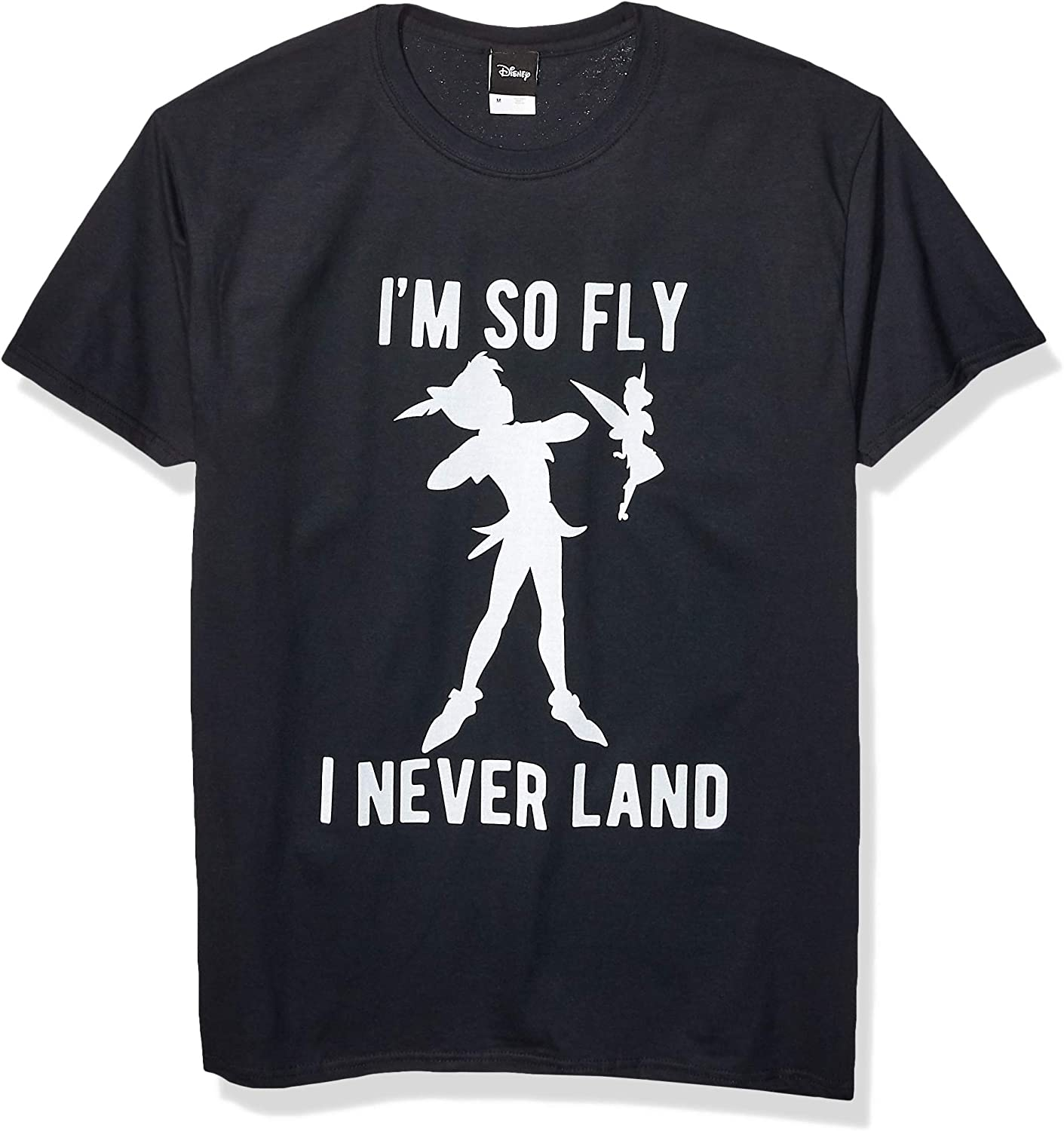 Disney Peter Pan Tinkerbell I'm So Fly I Neverland Graphic T-Shirt
