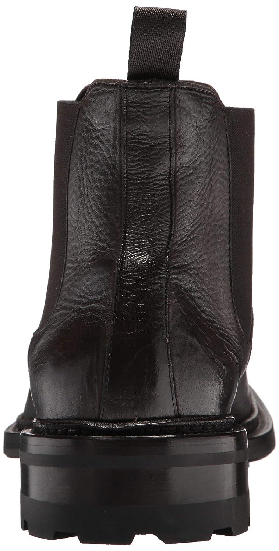 9.5 M M US Dark Brown FRYE Mens Greyson Chelsea Boot