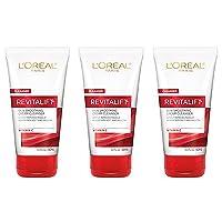 Loreal Revitalift Cream Cleanser 5oz (3 Pack)