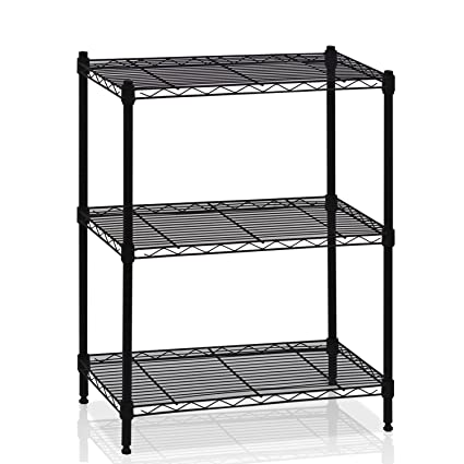 Sandusky Wire Shelving | Amazon Com Sandusky Ws241430 Heavy Duty Steel Adjustable Wire