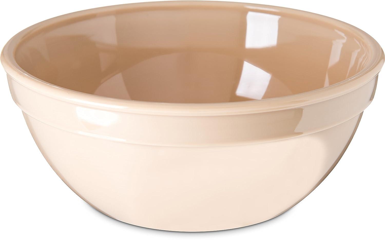 5 Oz. Carlisle PCD30515 Long-Life Polycarbonate Rimmed Fruit Bowl Teal Pack of 48